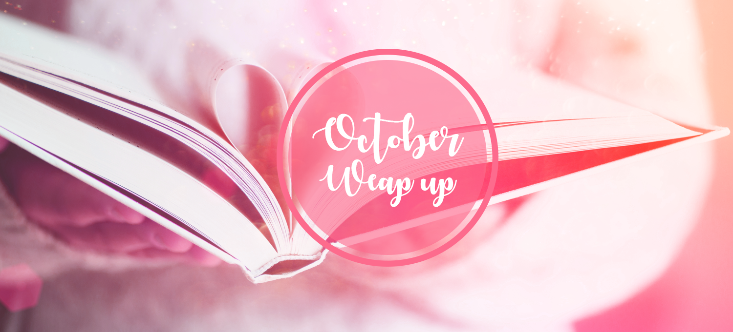 October Book Wrap Up
