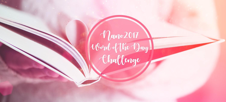 NaNoWriMo word challenge