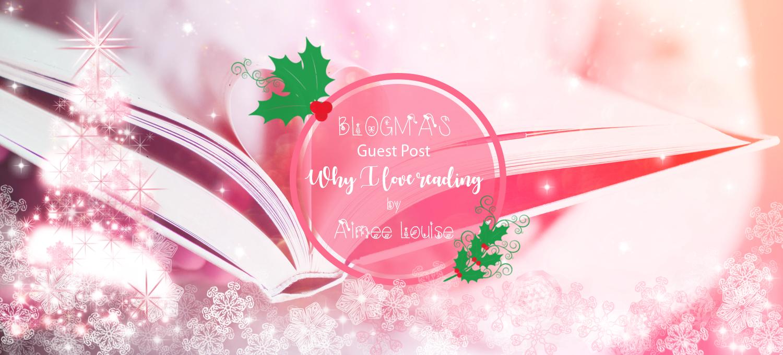 Aimee Why I love reading