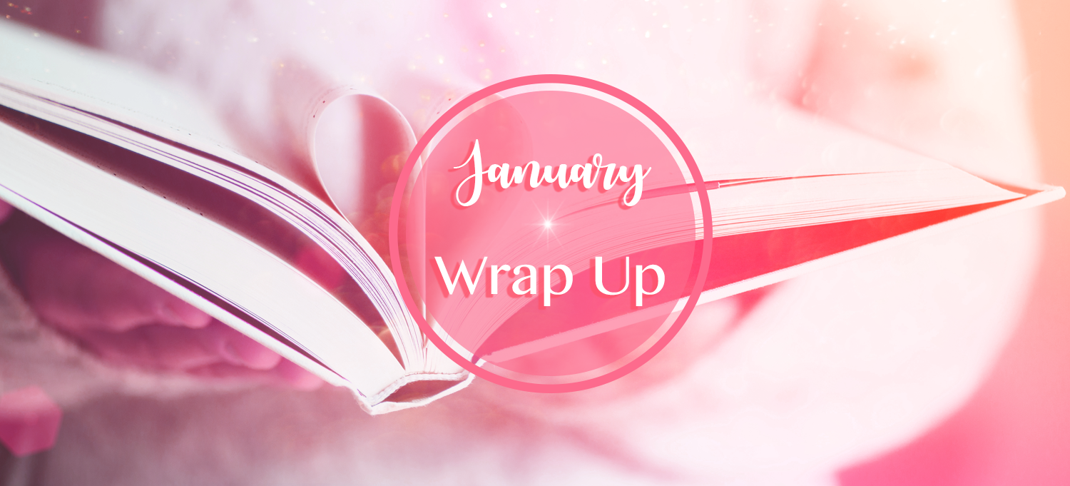 January Book Wrap Up