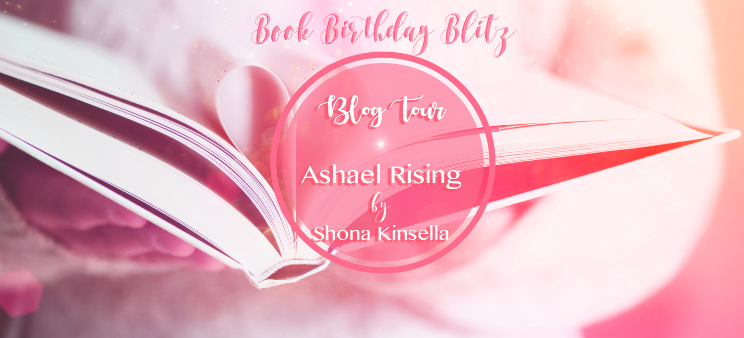 Blog Tour Ashael Rising