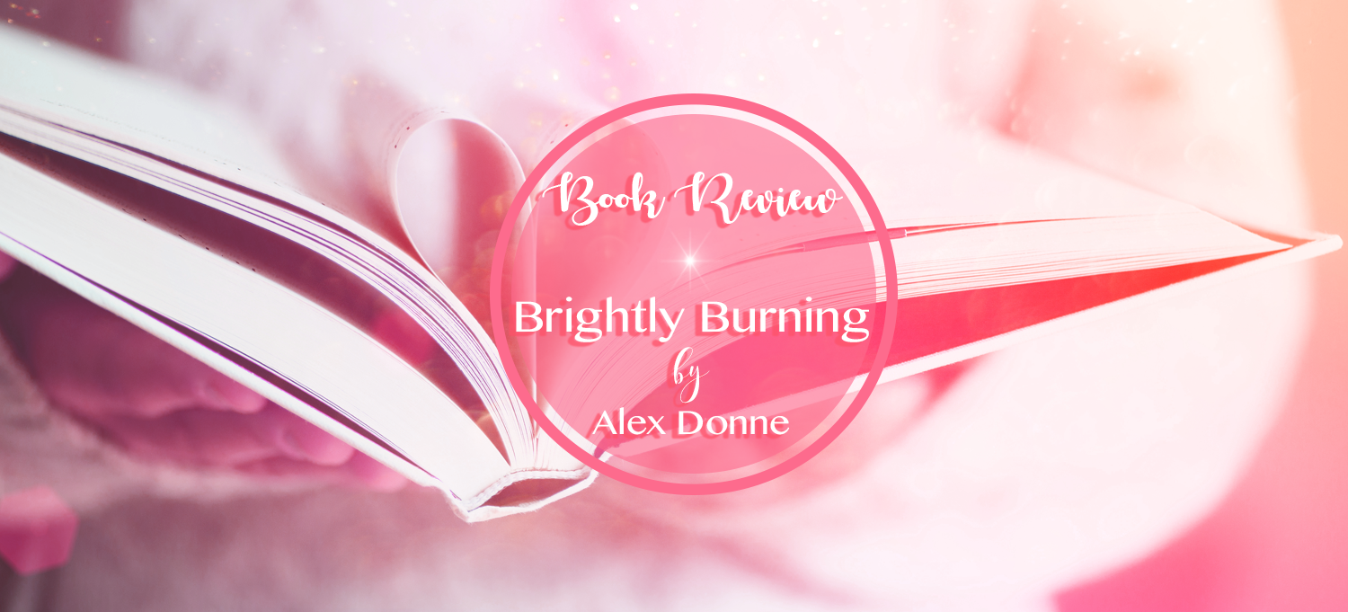 Book Review Brightly Burning