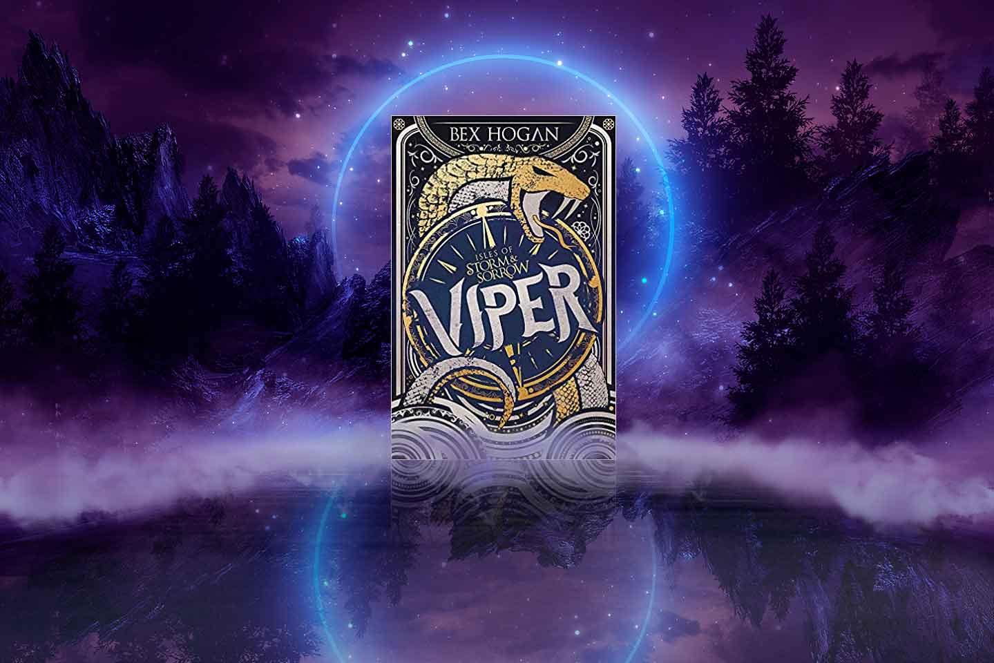 Viper by Bex Hogan | 5 Star Book Review - Jenniely
